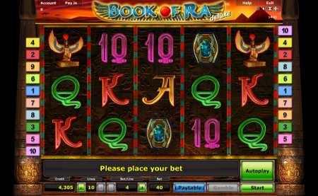 Book Of Ra Online Poker Ca La Aparate